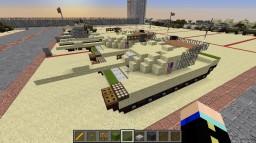 M1 Abrams-America Minecraft Project