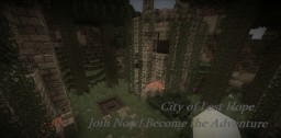 City of Lost Hope Minecraft Project