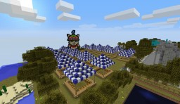 League of Miners Spawn Minecraft Project