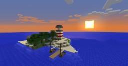 Island [Modded] Minecraft Project