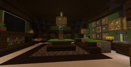 Minecraft office and TV room version 1.9 Minecraft Project