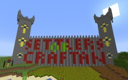Settlers of Craftan V 1.0 Minecraft Project