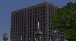 Newford project-1890s hotel (Melton hights) Minecraft Map & Project