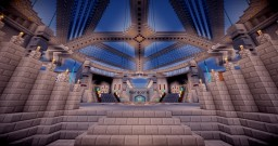 -Free- Server Hub for multiple portal worlds Minecraft Project