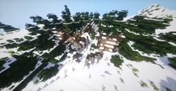 Vila Viking Minecraft Project