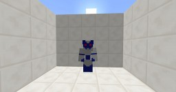 Robotboy in only four commands! 1.12.2 Minecraft Project