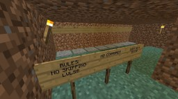 Just Die map Minecraft Project