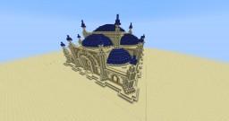 Palais Du Desert 99x99 Minecraft Project