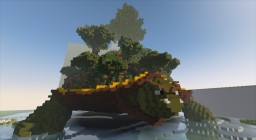 Giant Tree Swamp Turtle Minecraft Map & Project