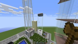 New World Trade Center Complex (Empty Buildings, Cleared Out) Minecraft Map & Project