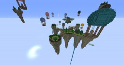 RepulsionMC - Custom skyblock! = Friendly Community! Minecraft Server