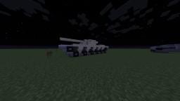 DoXan T-95 Custom Minecraft Map & Project