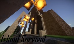 Island Survival [ Beta ] Minecraft Project