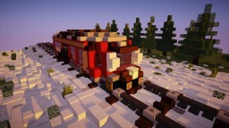 Swiss Train | Schematic | By Kevdu Minecraft Map & Project
