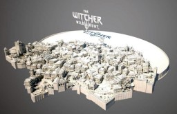 WITCHER3 DLC MAP Minecraft