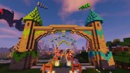 Fantasia Theme Park Minecraft Project