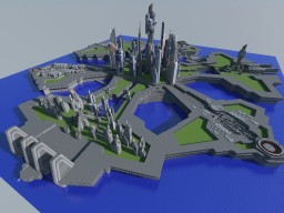 Trydar's Stargate Atlantis Project Minecraft