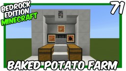 Better Together Nano Baked Potato Farm Minecraft Map & Project