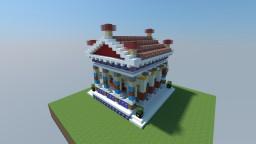 AC Origins Statue Column Temple Minecraft Project