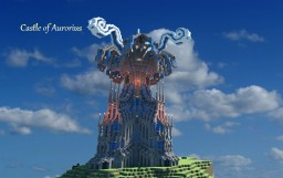 Castle of Aurorius Minecraft