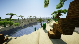Oasis Minecraft Map & Project