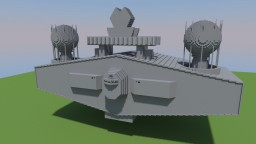Star Wars - Star Destroyer Bridge Module - Kuat Drive Yards Standard Minecraft Map & Project