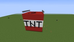 burning tnt map Minecraft Project