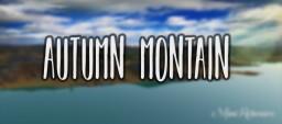 Autumn Montain [1500x1500] Minecraft Project