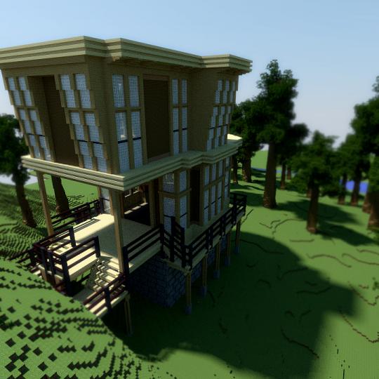 3rd render