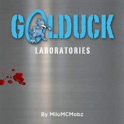 Golduck Laboratories Minecraft Project