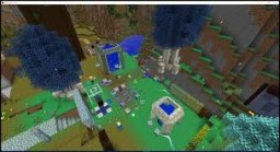 A Map Idea Minecraft Project