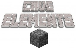 Cave Elements Minecraft Project