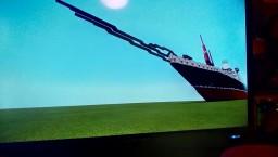 RMS Titannia Minecraft