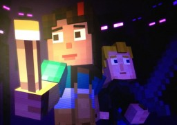 I had Minecraft on Xbox One at my mother's house Minecraft Blog