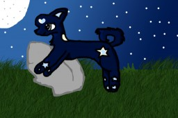 Starry Fox Request for Orbiting Minecraft Blog Post