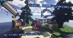 Pixel Wolf Gaming [Slimefun, Survival, NoGrief] Minecraft Server
