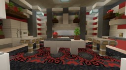 Minecraft my survival kitchen desing Minecraft Project