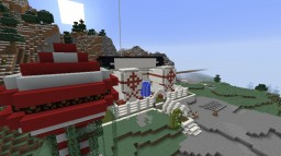 Cool little redstone house Minecraft Project