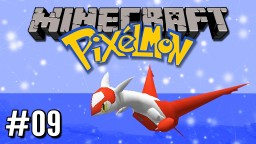 Minecraft Pixelmon Mod E09 | Catching Legendary Latias Minecraft Blog Post