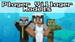 Player Villager Models (Requires OptiFine) Minecraft Texture Pack