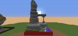 Plot 30x30 Minecraft Map & Project