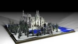 Highlander - The Frozen Castle Minecraft Project