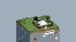 Redstone House - Mobproof Minecraft Project