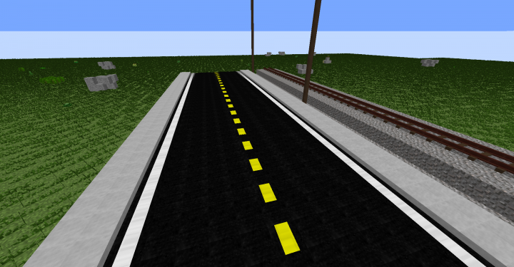 Road and Railroad