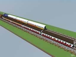 And The Iconic Schindler Passenger Cars Minecraft Map & Project