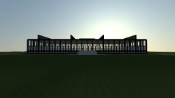 Mies Van Der Rohe - S.R. Crown Hall Minecraft Project