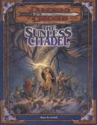 The Sunless Citadel Minecraft Map & Project
