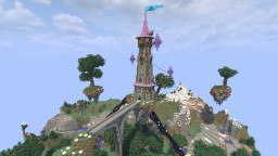 The tower of mage Minecraft Project