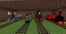 Railway [Modded] Minecraft Project