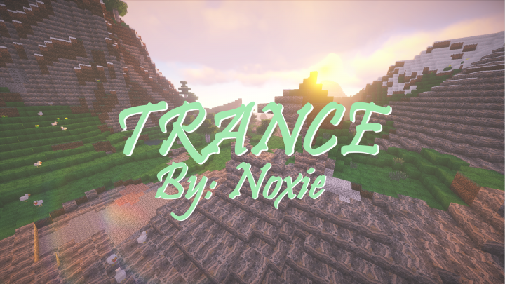 Popular Texture Pack : [1.12] Trance HD